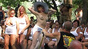 Contest HD porn tube naive wet tshirt contest at nudes a poppin festival indiana