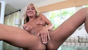 HD Val Malone Sex Tube Fat it is hard it is long That is just way blonde MILF centerfold Val Malone loves it Her beau is going to fuck her throat like there is no