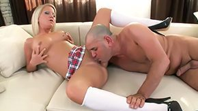 Sunny Diamond, Babe, Ball Licking, Banging, Blonde, Blowjob