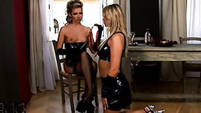 Francesca Felucci, Blonde, Fetish, High Definition, Latex, Lesbian