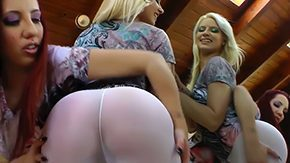 Annika Albrite, Amateur, Ass, Ass Licking, Ass Worship, Audition