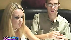 Free Dating HD porn Ight golden-haired takes a whimpy dude out cuz a date and a chance to thud