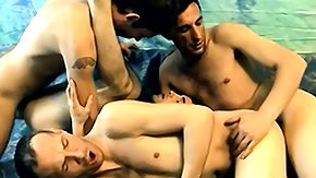 Foursome Anal, Gay