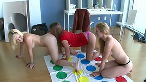Avril Hall, Babe, Blonde, Game, High Definition, Lesbian