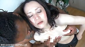 Mature Asian HD porn tube mature asian slut sees black cock for the first time