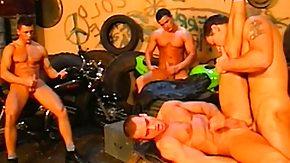 Biker, Bareback, Gay