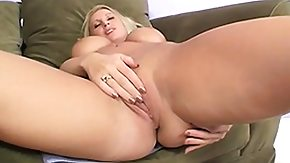 Long Legs, Big Cock, Big Tits, Blonde, Blowjob, Boobs