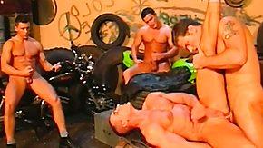 Orgie, Gay