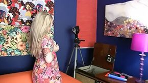 Katie Kay High Definition sex Movies Fair-haired angel of seduction Katie Kay to edify off her entirely shaped body in front of web device She is doing great