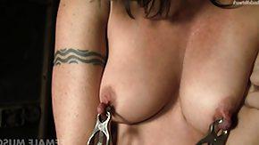 Dungeon, Babe, BDSM, Brunette, Fetish, High Definition