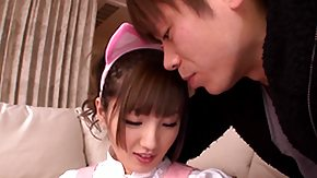 Free Mature Cumshot HD porn Alluring Byzantine teen Tsubasa Amami gets rear fucked for the reason that a cumshot