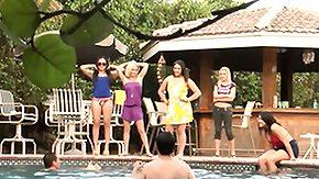 Femdom, Babe, Bikini, CFNM, Dominatrix, Femdom