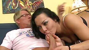 Sandra Romain, Ass, Ass Licking, Assfucking, Ball Licking, Big Cock