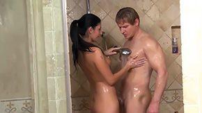 Nikki Daniels, Babe, Bath, Bathing, Bathroom, Big Ass