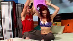 Jessica Robbin, Big Pussy, Big Tits, Boobs, Brunette, Fucking