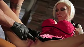 Lolly Ink, Ball Licking, Banging, Big Tits, Blonde, Blowjob