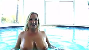 Rachel Love, Ball Licking, Banging, Bed, Big Natural Tits, Big Tits