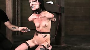 Tied Up, BDSM, Bound, Brunette, Fetish, High Definition