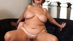 Old Lady, BBW, Big Tits, Boobs, Chubby, Chunky