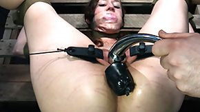Tied Up, Anal, Anal Toys, Ass, Assfucking, BDSM