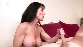 Milfs, Big Cock, Big Tits, Boobs, Brunette, Cougar