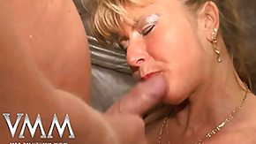 Sucking, Blowjob, Cumshot, Facial, German, German Fetish