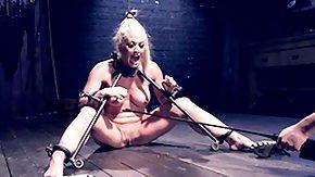 Torture, BDSM, Blonde, MILF