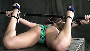 Chained, BDSM, Bound, Brunette, Fetish, High Definition