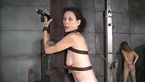 Emma Haize, BDSM, Bound, Brunette, Fetish, Hardcore