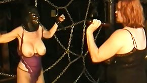 Tied Up, BDSM, Big Tits, Boobs, Bound, Dominatrix