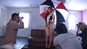 Photoshooting, Babe, Blowjob, Japanese
