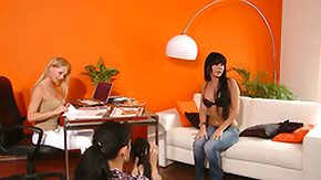 HD Stacy Dasilva Sex Tube Stacy Dasilva takes strapon in her fuck hole
