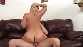 Dee Siren, Bed, Bend Over, Big Cock, Big Natural Tits, Big Nipples