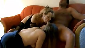 Kinky, Big Cock, Big Tits, Blonde, Blowjob, Boobs