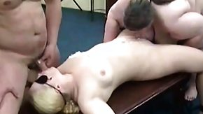 Tied Up, Amateur, BBW, Big Tits, Blindfolded, Blonde