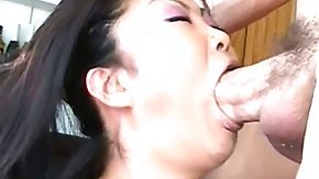 Pooping HD porn tube Lucy Lee lubes her poop chute up abundantly and takes a chubby one into it