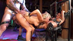 Tory Lane, BDSM, Blindfolded, Blonde, Blowjob, Hardcore