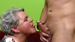 Old, Blowjob, Experienced, Grandma, Grandmother, Granny