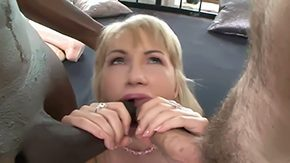 Sasha Rose, Banging, Bend Over, Bitch, Blonde, Blowjob