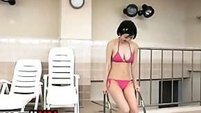 Free Japanese Bikini HD porn videos Japanese Junior Wearing A Bikini Softcore