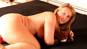 Big Bear, Ass, Blonde, German, Solo, Toys