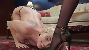 Girl Domination, BDSM, Blonde, Lesbian, Lezdom, Mistress
