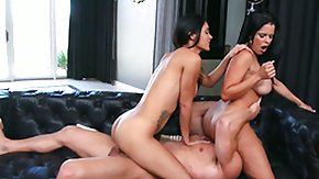 Jasmine Caro, 3some, Anal, Anal Creampie, Anal Finger, Ass