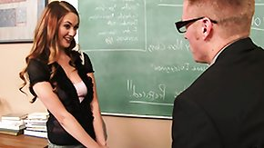 Coed, Babe, Blowjob, Classroom, Coed, College