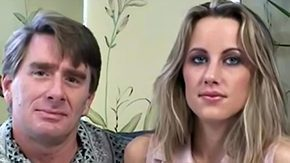 Free Aged HD porn Twiggy natural blonde babe gets hold of interviewed and screwed fuck fucking lick mom leggings young old man small boobs wife old and young