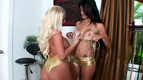 Mandy Maze, Adorable, Fight, Game, High Definition, Lesbian