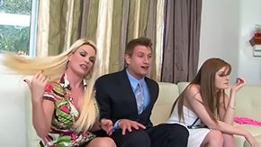 Faye Reagan, 3some, 4some, Adorable, Beauty, Cute