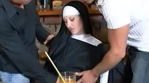 Nun, 3some, Anal, Anorexic, Assfucking, Bar