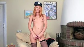 Police Woman, Adorable, Allure, Amateur, American, Babe