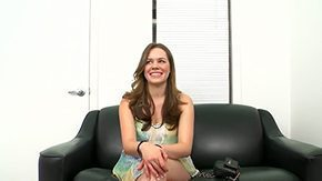 Melissa Moore HD porn tube Body gracing black couch Melissa Moore smiles crosses her legs even adds twist of coyness during her interview allowing want need to